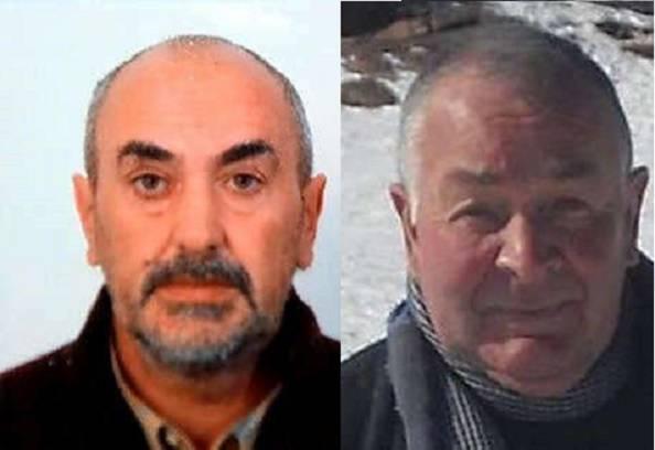 Danilo Calonego e Bruno Cacace (foto dal web)