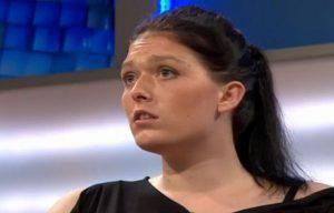 La ragazza accusata di tradimento in diretta tv (Mirror)
