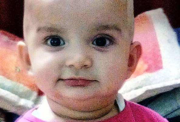 La piccola Ritisha (foto dal web)
