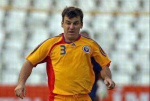 Daniel Prodan con la maglia della Romania (Websource)
