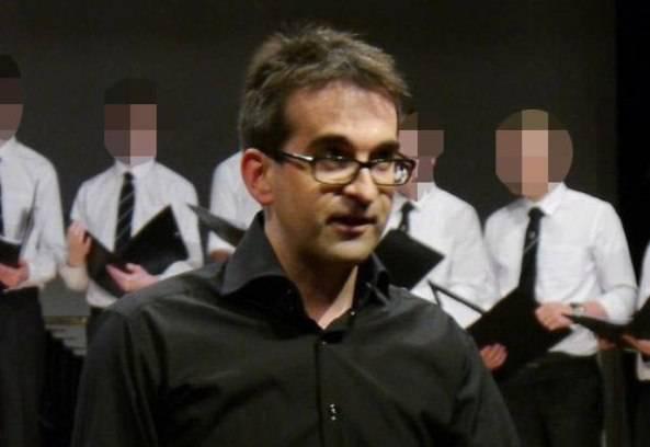 Simon Ball (foto dal web)