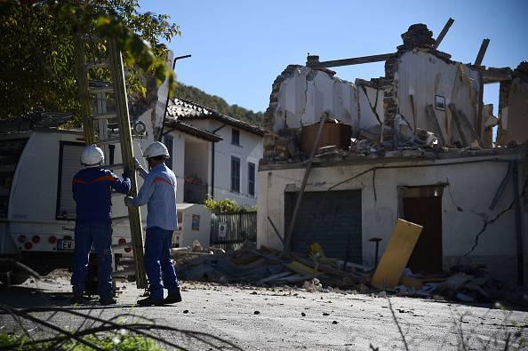 Centro-Italia: la terra è tornata a tremare poco fa