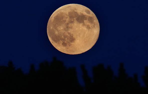 Superluna da record in arrivo il 14 novembre