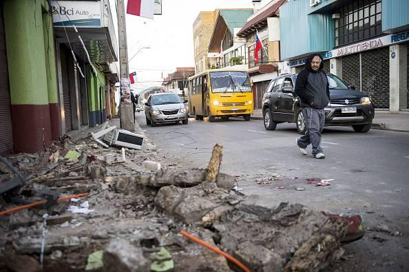 La terra trema: fortissima scossa di magnitudo 6.4