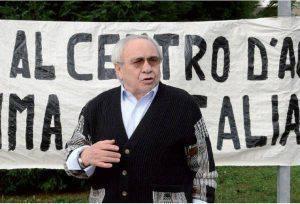 Luigi Fogli, il titolare dell'hotel requisito dalla prefettura (Websource)
