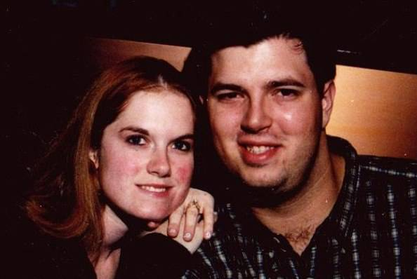John Consiglio e la moglie (foto dal web)