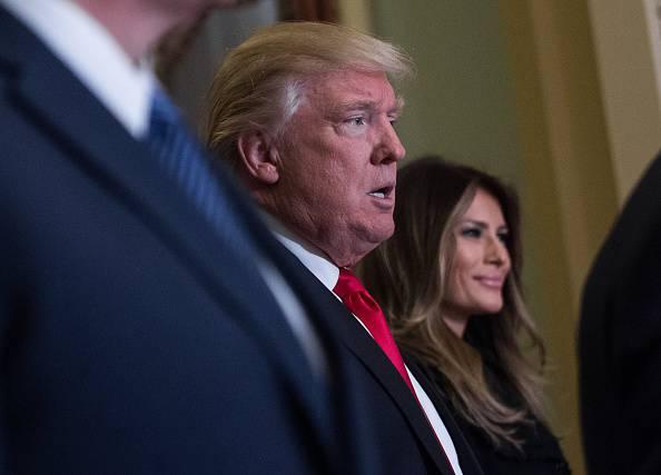 (NICHOLAS KAMM/AFP/Getty Images)