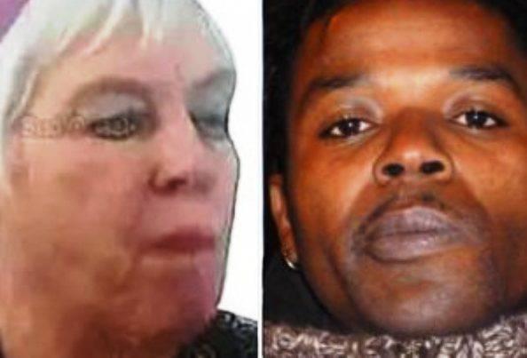 Violet Price e il suo assassino (foto dal web)