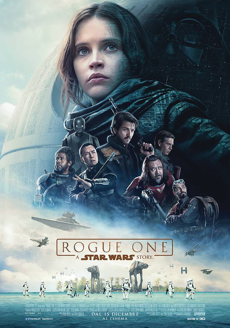 """""""Rogue One: A Star Wars story"""" – recensione"""