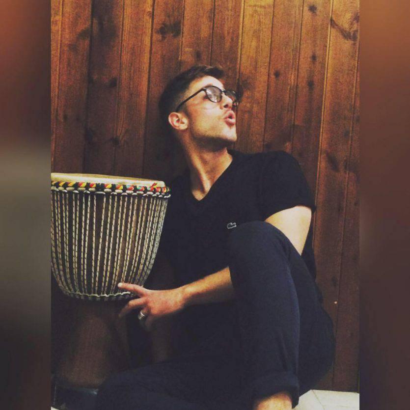 Francesco Mocerino, il pirata della strada che rischia 18 anni di carcere (Facebook)