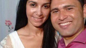 La coppia di giovani che doveva sposarsi (Facebook)