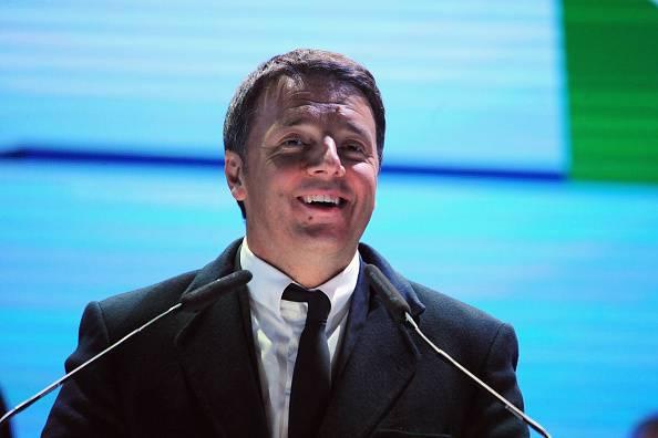 Matteo Renzi (Photo by Laura Lezza/Getty Images)