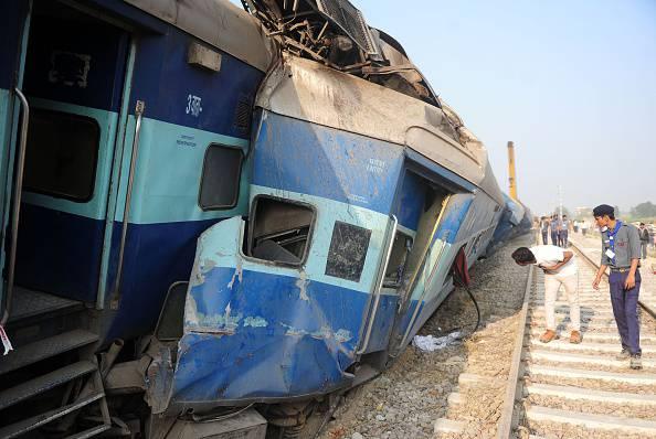 India, deraglia un treno vicino a Kanpur