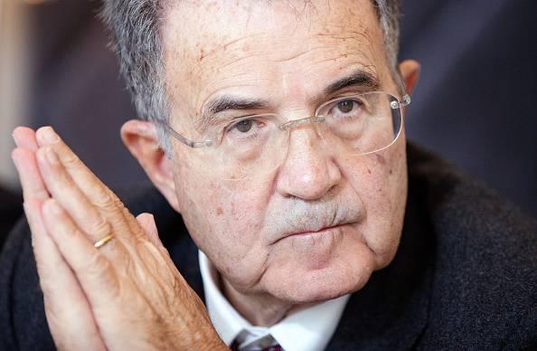 """La 'profezia' di Prodi su Trump: """"Qui finiamo male…"""""""