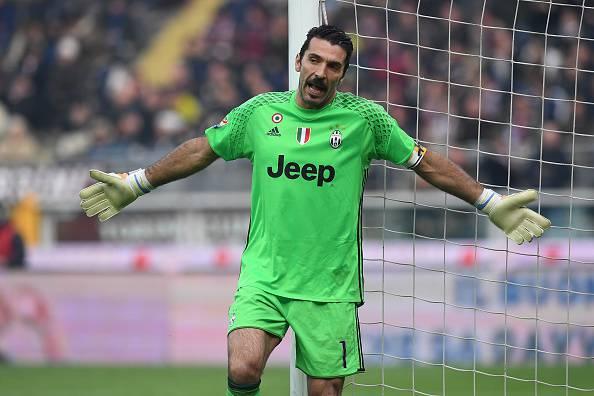 Gigi Buffon (Photo by Valerio Pennicino/Getty Images)