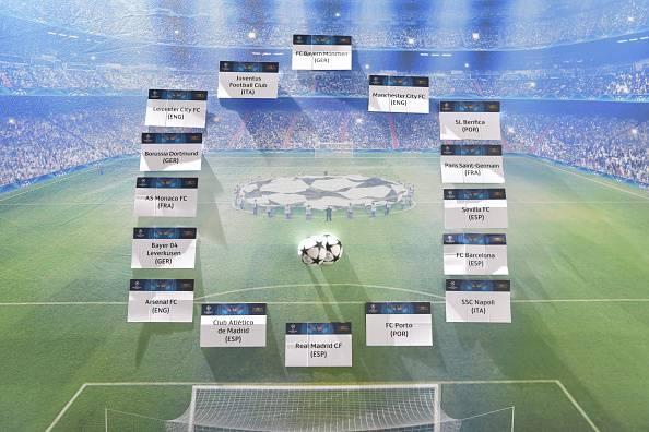 Sorteggio Champions League (Photo by Harold Cunningham - UEFA/UEFA via Getty Images)