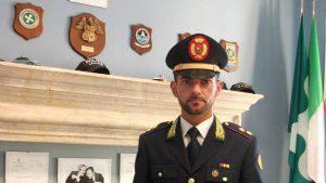 Il comandante Patrizio Tosoni (Websource/archivio)