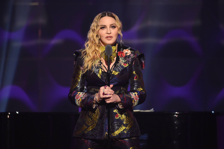 Madonna (Nicholas Hunt/Getty Images for Billboard Magazine)
