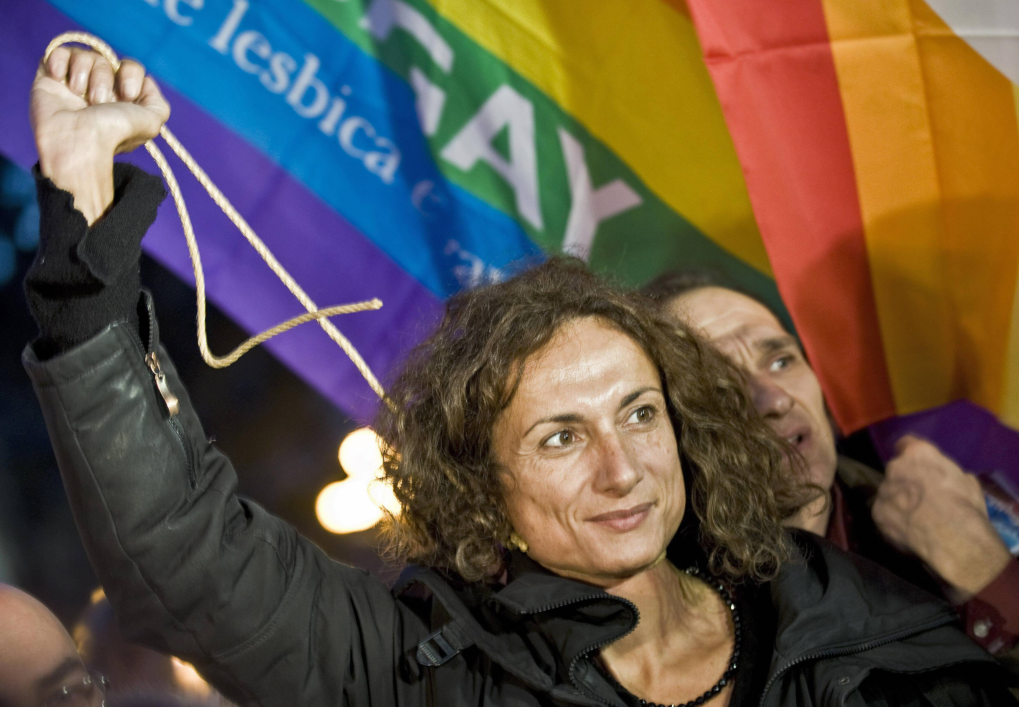 Luxuria (ANDREAS SOLARO/AFP/Getty Images)