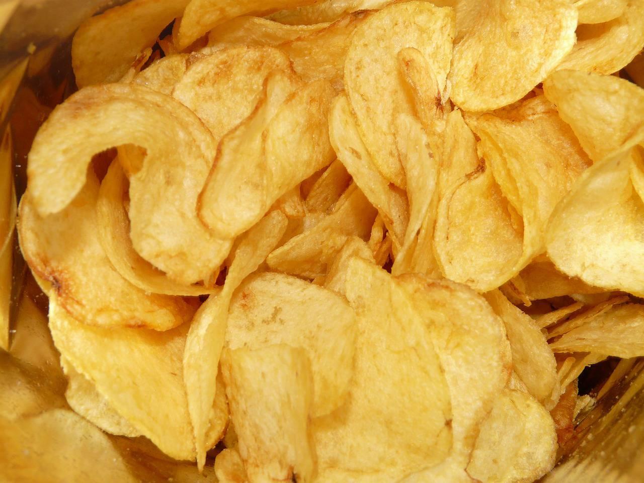 Valori anomali: sotto accusa alcune marche di patatine