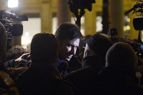 Alessandro Di Battista (FILIPPO MONTEFORTE/AFP/Getty Images)