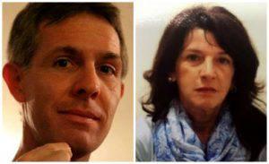 Freddy Sorgato e Isabella Noventa (Websource/archivio)