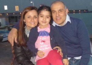 La famiglia di Abramo che nonostante tutto non perde il sorriso (Change.org)