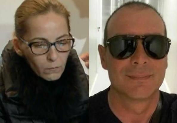 Rosalba Castro e Salvatore Failla (foto dal web)
