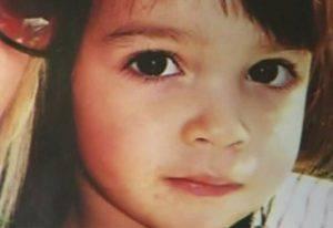 La piccola Sophia Acosta (foto dal web)