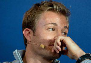 Nico Rosberg (JOE KLAMAR/AFP/Getty Images)