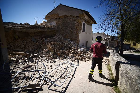 Scossa di terremoto 3.8 in provincia di Potenza nel cuore della notte
