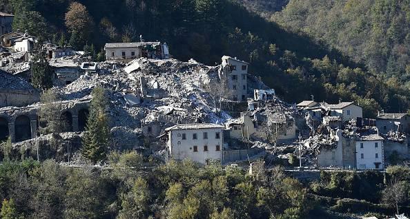 Tre scosse di terremoto nel Centro Italia