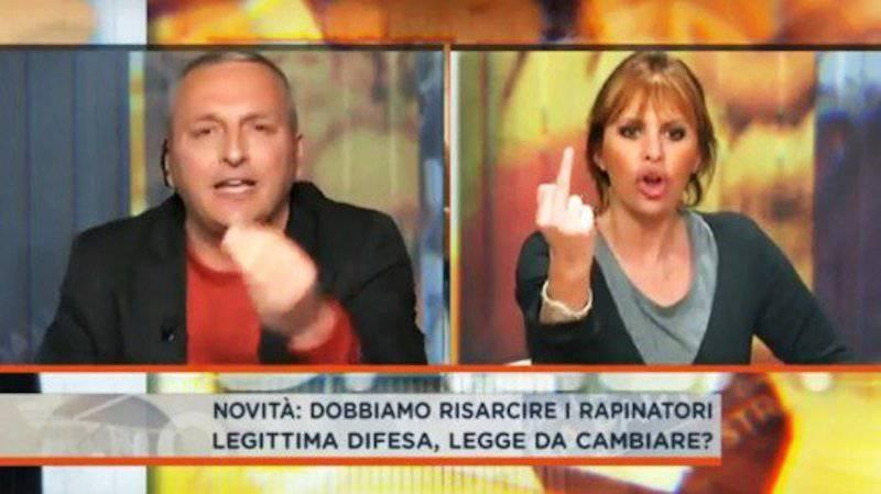 """Grillino contro la Mussolini: """"Se trovo tuo marito a letto con mia figlia 15enne…."""" – VIDEO"""