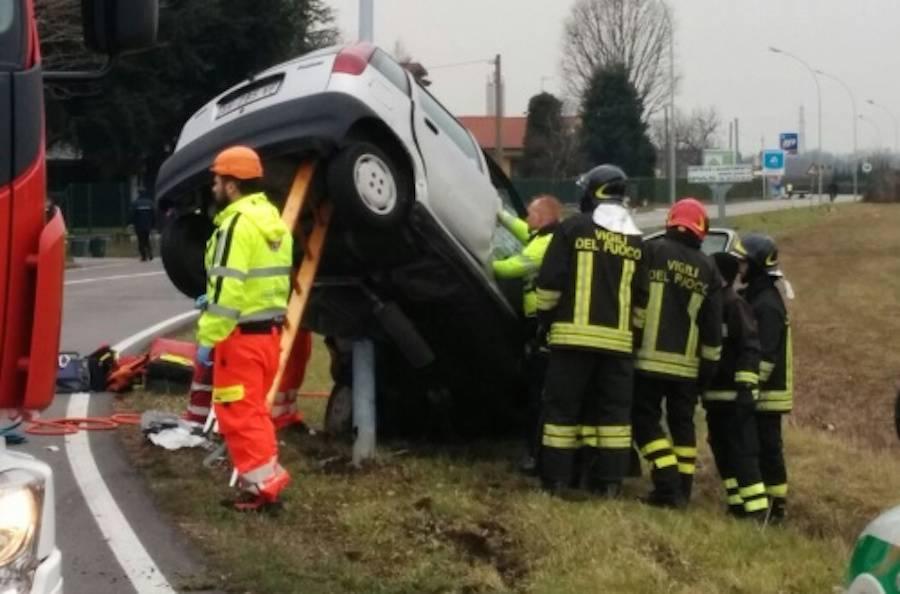 Tremendo incidente, quando scoprono chi guidava non ci credono – FOTO