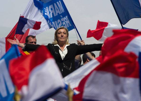 Elezioni Francia, Le Pen: