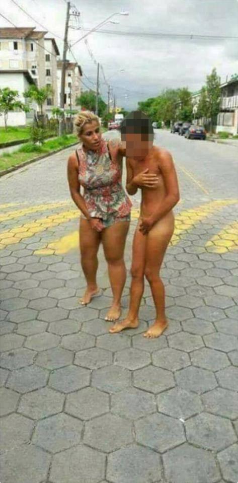 German housewife carmen meets a stranger from internet - 1 part 6