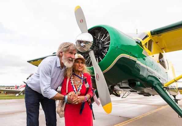 Incidente aereo, paura per Harrison Ford