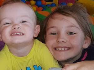 A sei anni salva suo fratello di due. Il coraggio della piccola Roxy