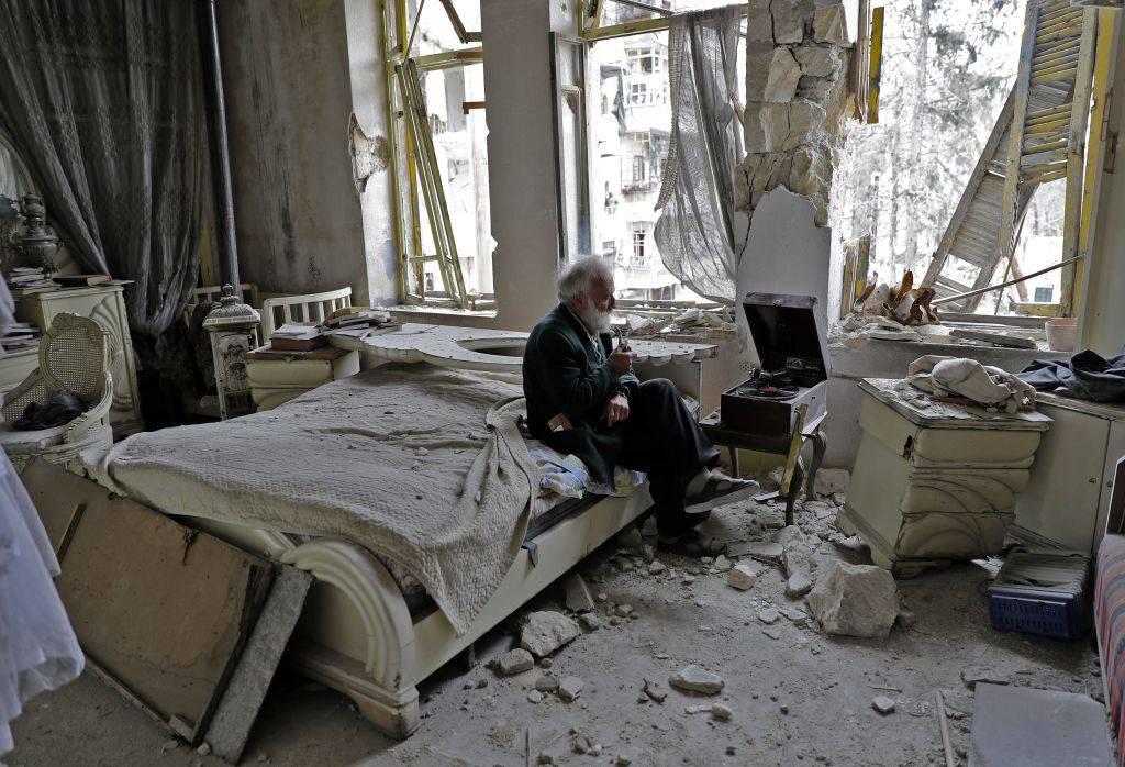 uomo di Aleppo