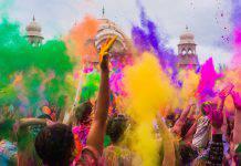 Festival di Holi