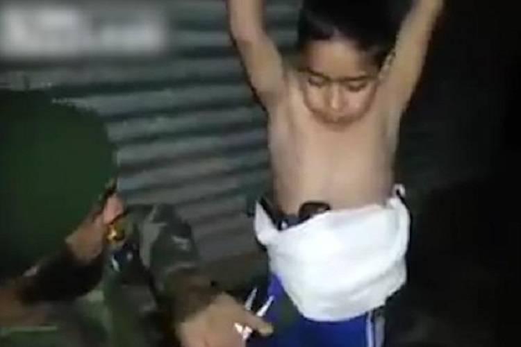 Un altro bambino usato come kamikaze dall'Isis – VIDEO