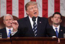 Il discorso di Trump al Congresso
