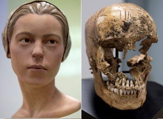 """Jamestown, ecco il volto della """"povera Jane"""""""