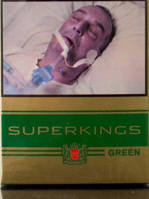 Il mistero dell'uomo sui pacchetti di sigarette