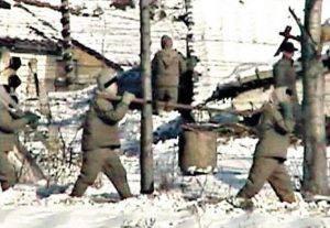 prigioni della Corea del Nord