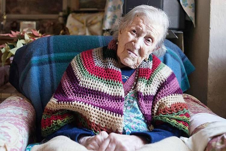 Addio a Emma Morano, era la donna più anziana del mondo