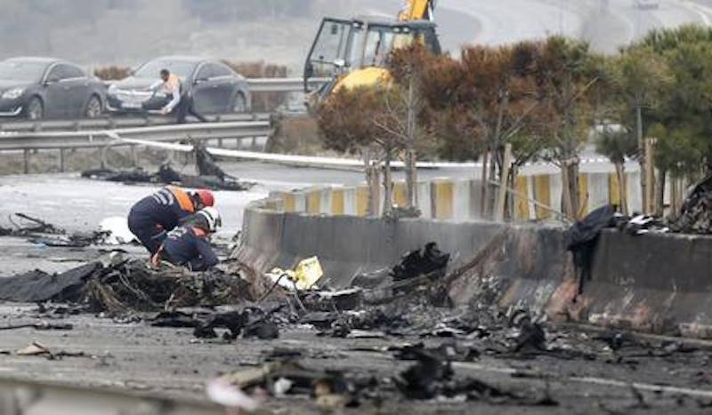 Cade elicottero in Turchia: a bordo i giudici della commissione elettorale