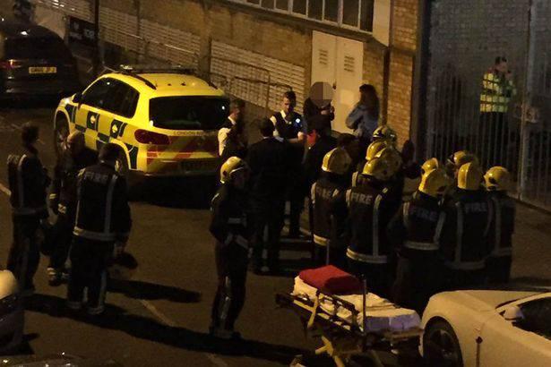 Attacco con l'acido in un locale: 12 feriti gravi – VIDEO