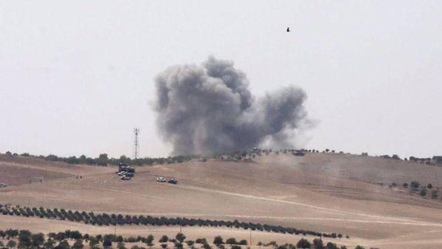 Siria, raid con uso di gas tossico. Almeno 58 morti