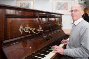 accorda un pianoforte